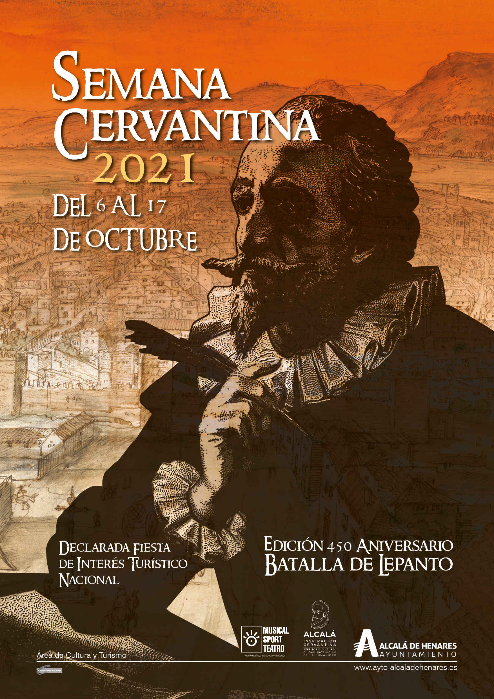 Semana Cervantina y Mercado Cervantino 2021, Alcalá de Henares